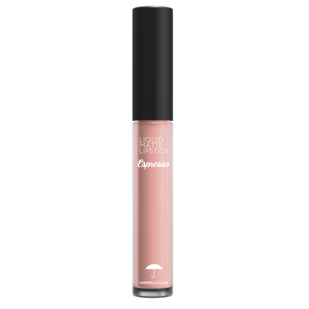Liquid Matte Lipstick ESPRESSO - Umbrella Club Light Brown Matte ...