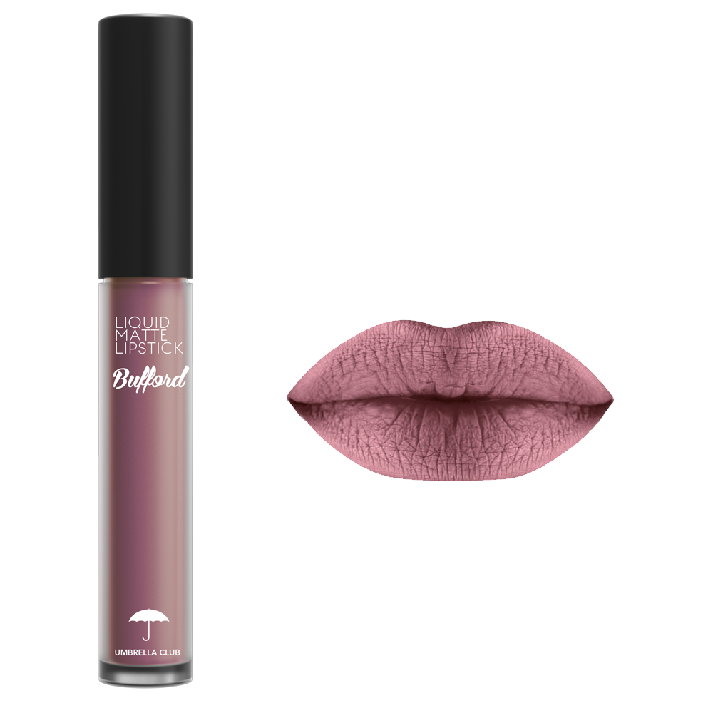 Liquid Matte Lipstick Kit Light Brown Pink, and Purple Lipstick 3 ...